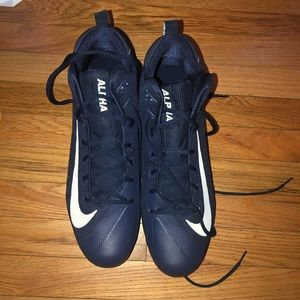 Nike Shoes - NIKE Alpha size 16 Football cleats